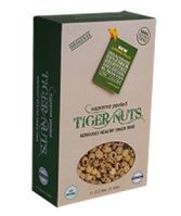 SUPREME PEELED ORGANIC Tiger Nuts - 1Kg