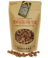 Bag of RAW PREMIUM ORGANIC Tiger Nuts - 142g